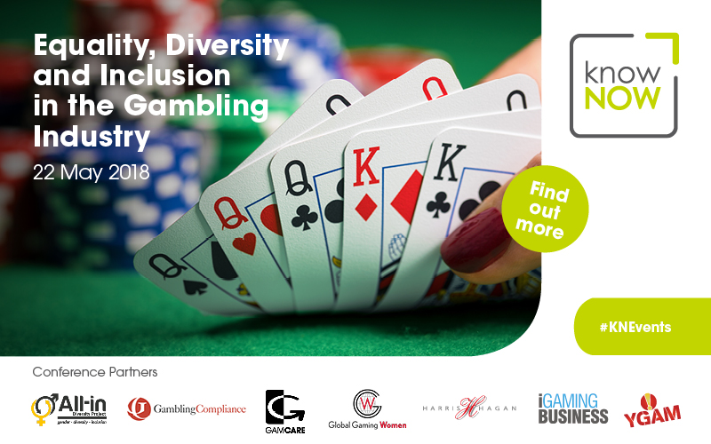 Equality, Diversity and Inclusion in the Gambling Industry