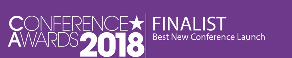 Conference Awards 2018 Finalist. KnowNow - Best new conference launch.
