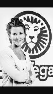 Petra Blixt, Marketing Director, LeoVegas Gaming