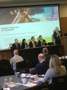 AML Update panel discussion at KnowNow event