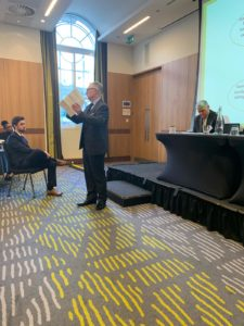 Problem gambling and crime at KnowNow event