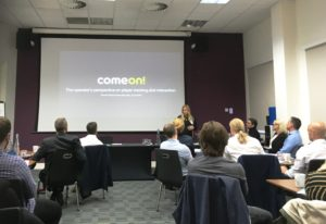 Operator perspective on player tracking with Helena Berg from ComeOn!