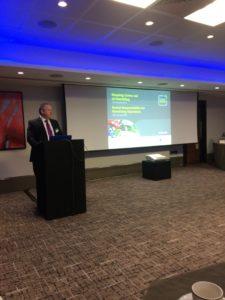 Neil McArthur. Gambling Commission