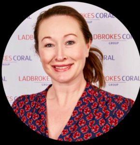 Lindsay Beardsell. Ladbrokes Coral joins Benefits of Diversity panel