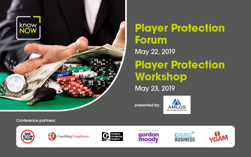 Player Protection Forum and Workshop - gambling harm
