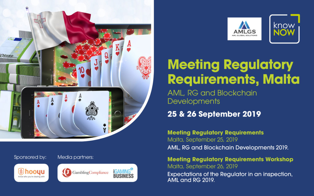 Meeting Regulatory Requirements, Malta - aml responsible gambling