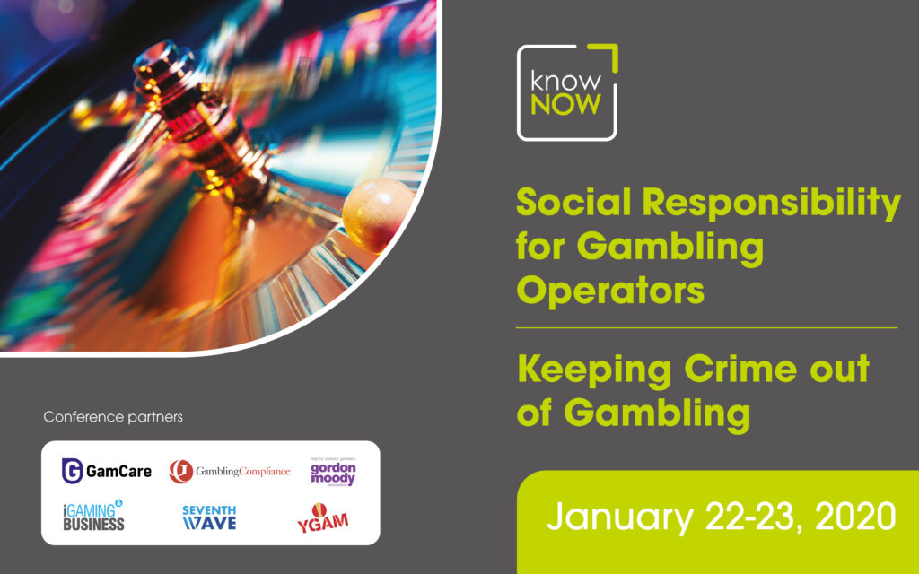Keeping Crime out of Gambling from KnowNow Limited
