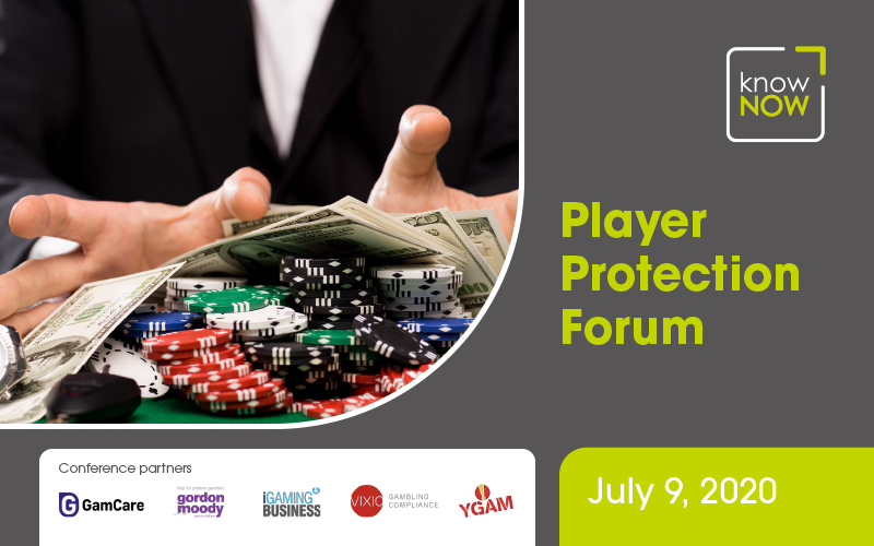 Player Protection Forum from KnowNow Limited on 9th July 2020