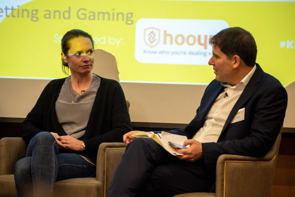 Dan Waugh, Partner, Regulus Partners and Anna Jein, Sustainability Manager, Kindred at KnowNow 3rd Annual Conference
