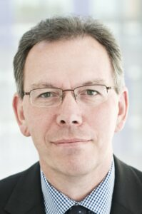 Clive Hawkswood, Chairman, RAIG.