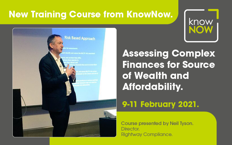 Assessing Complex Finances for Source of Wealth and Affordability