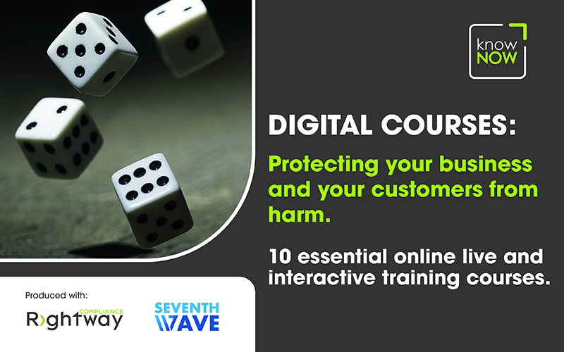 Protecting your business and your customers from harm.